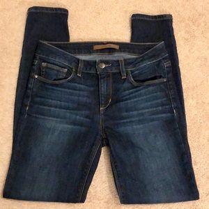 Joe's Ankle Skinny Jeans, size 27